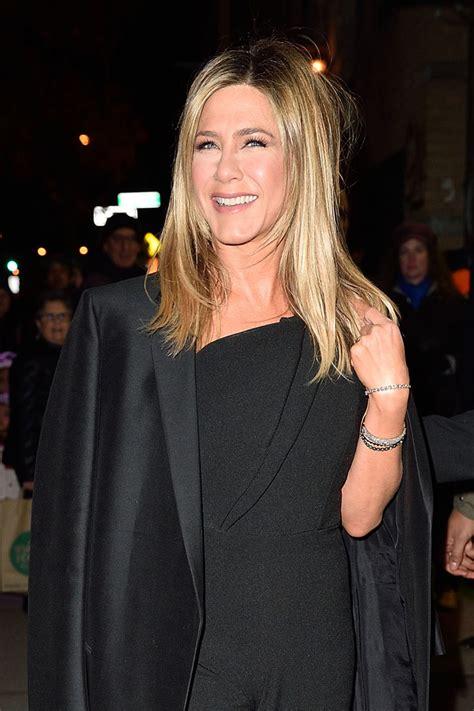 Ups! Jennifer Aniston olvidó quitarle la etiqueta a su ...