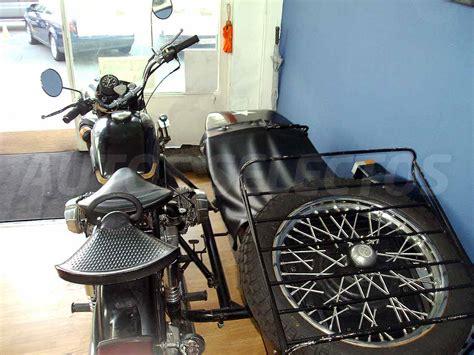 Ural con Sidecar 650 moto clásica ocasión en Madrid ...