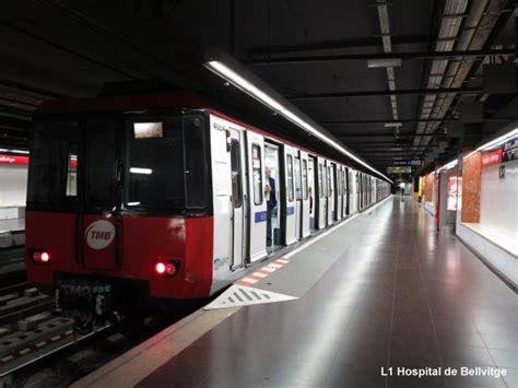UrbanRail.Net > Barcelona Metro > L1 - Hospital de ...