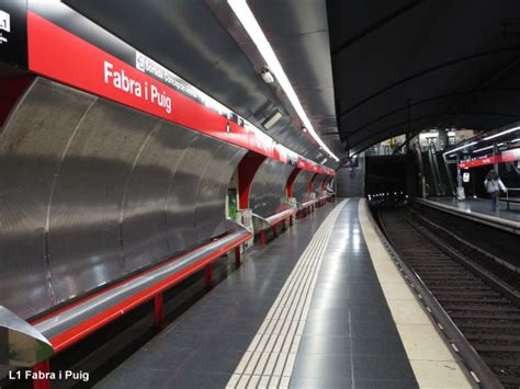 UrbanRail.Net > Europe > Spain > Catalonia > Barcelona Metro