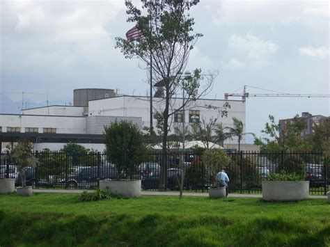 Urbog: Embajadas de Estados Unidos en Colombia