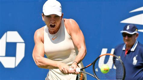 US Open 2018 results: Top seeded Simona Halep goes down in ...