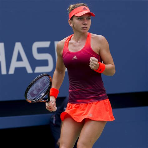 US Open: Simona Halep eases into second round   Latest ...