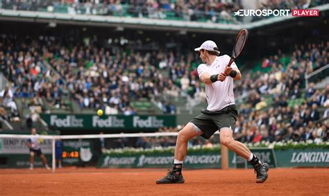 US Open tennis langer exclusief op Eurosport | Totaal TV