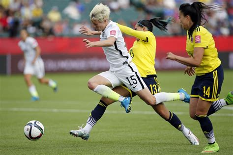 USA vs. Colombia, 2015 Women s World Cup: USWNT sneak by ...