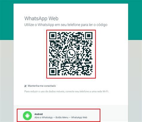 Usar o WhatsApp Web do Google Chrome