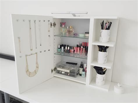 Use IKEA LILLÅNGEN Mirror Cabinet as a vanity mirror with ...