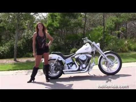 Used 2000 Titan Phoenix Motorcycles for sale - YouTube