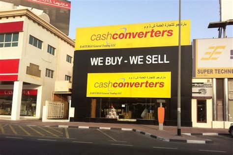 Used goods giant Cash Converters launches in Dubai ...