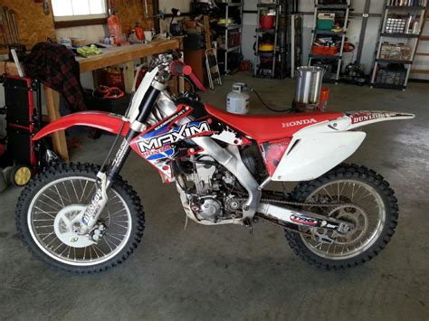 Used Honda Dirt Bikes For Sale By Private Owner   Autos Post