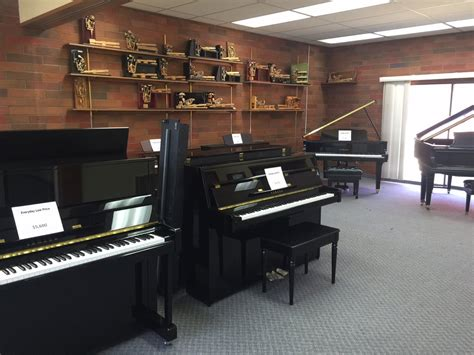 Used pianos for sale. They accept donations. - Yelp