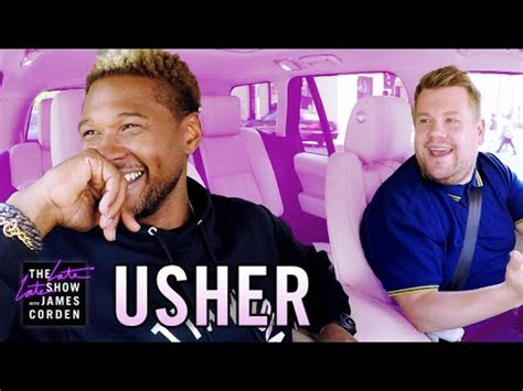 Usher Carpool Karaoke   YouTube