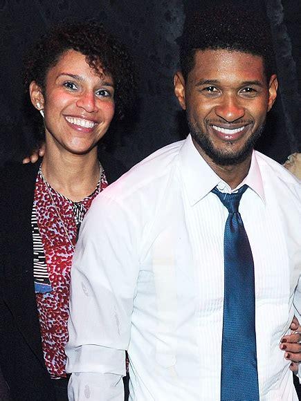 Usher Confirms Secret Wedding to Grace Miguel on Ellen ...