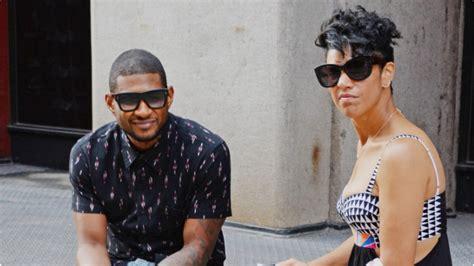 Usher Secretly Marries Longtime Girlfriend Grace Miguel ...