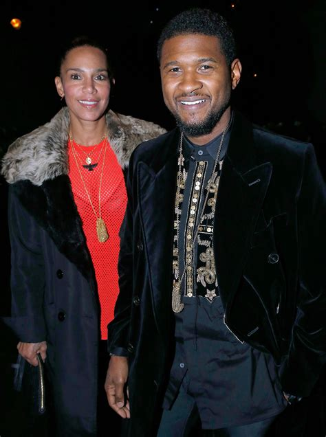 Usher & Wife Grace Miguel Split After Two Years Of ...