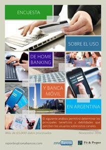 Uso de Home Banking y Banca Móvil en Argentina ...