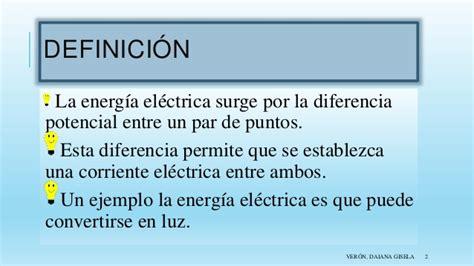 Uso de la energía eléctrica