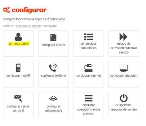 Usuarios delegados na web de clientes de R   internet ...