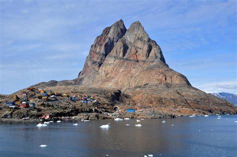 Uummannaq Island, Greenland : Image of the Day