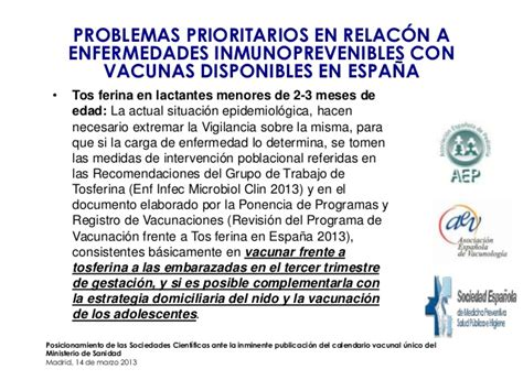 Vacunas y gestación