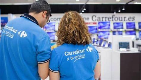 ¿Vale la pena trabajar en Carrefour?