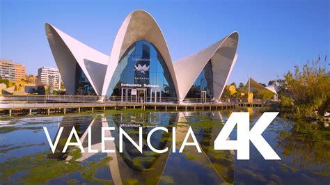Valencia 4K - YouTube