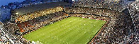 Valencia Club de Fútbol   Camp de Mestalla   Página web ...