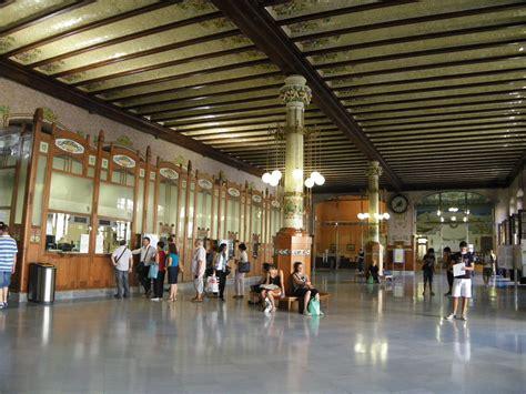 Valencia, estación del Norte_04   Railastur.es