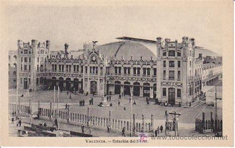 valencia -estacion del norte- - Comprar Postales antiguas ...
