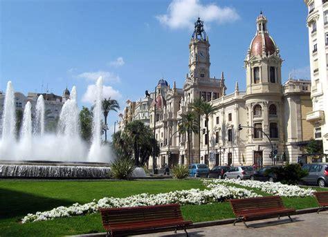 Valencia, Spain - Valencia City Hall