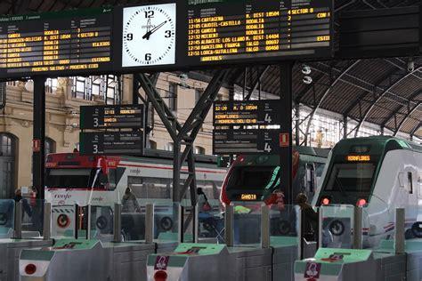 Valencia tendrá nueva estación central   Railastur.es