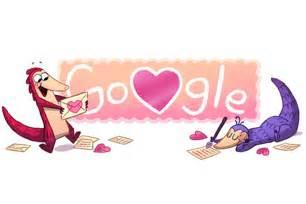 Valentine's Day Google Doodle Brings Together Endangered ...
