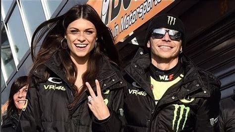 Valentino Rossi y Linda Morselli rompen tras nueve años juntos