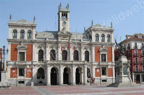 Valladolid   Web   MONUMENTOS Y EDIFICIOS   AYUNTAMIENTO