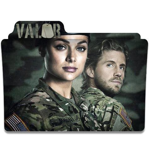 Valor TV Series Folder Icon by luciangarude on DeviantArt