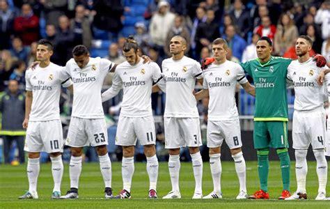 Valora a los jugadores del Real Madrid | Marca.com