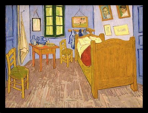 Van Gogh: El dormitorio en Arles | [lucia]