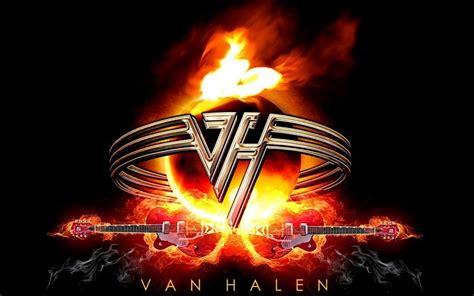 VAN HALEN heavy metal hard rock bandas de guitarra fondos ...