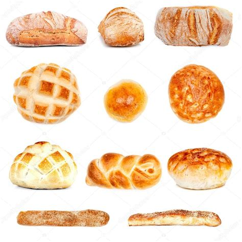 Varios tipos de pan — Foto de stock © shopartgallery #65636133