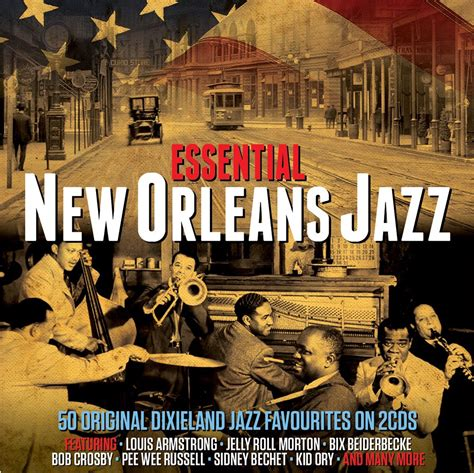 Various Artists – Essential New Orleans Jazz  2 CD ...