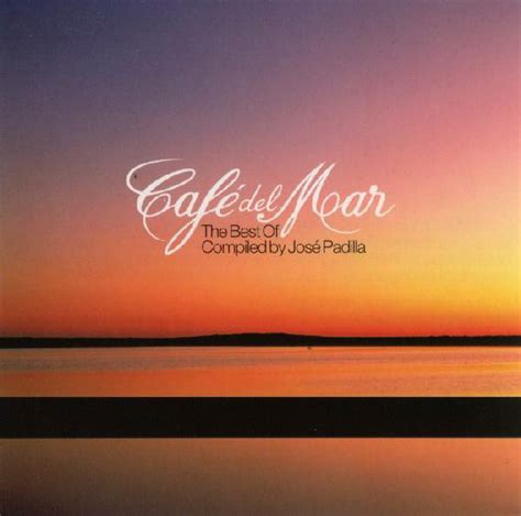 Various   Café Del Mar   The Best Of  CD  at Discogs
