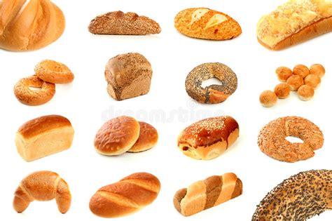 Various types of bread stock photo. Image of italian ...