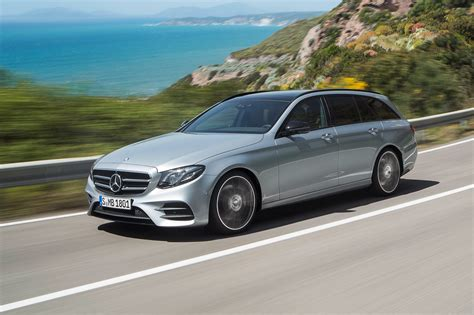 Vast new 2016 Mercedes Benz E class Estate unveiled   CAR ...