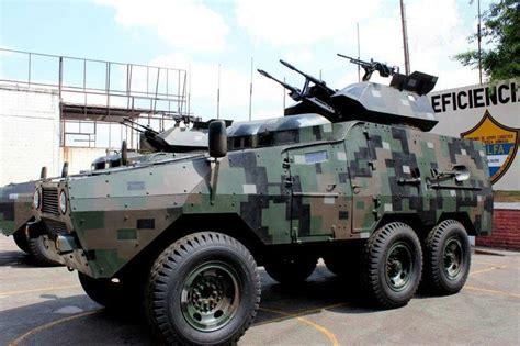 VCTA AA Vehicle El Salvador Army | ARMOURED CAR & TANKS ...