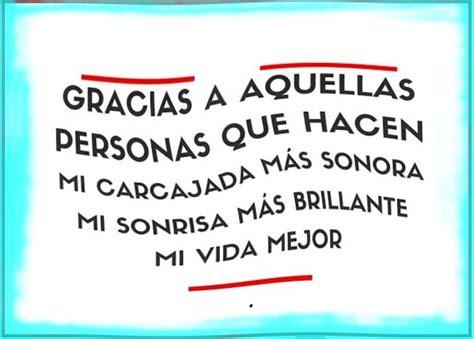 Ve Frases de Agradecimiento en Ingles y a Amigos y Familia ...