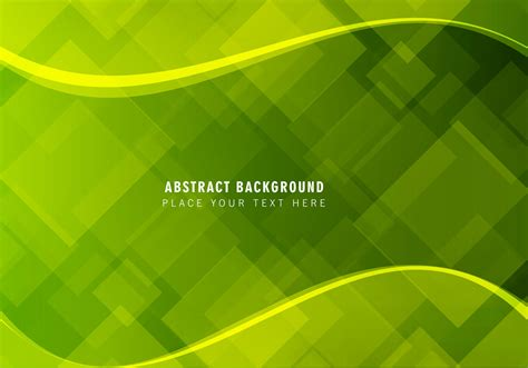 Vector Abstract Green Background - Download Free Vector ...