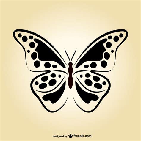 Vector artístico de mariposa | Descargar Vectores gratis