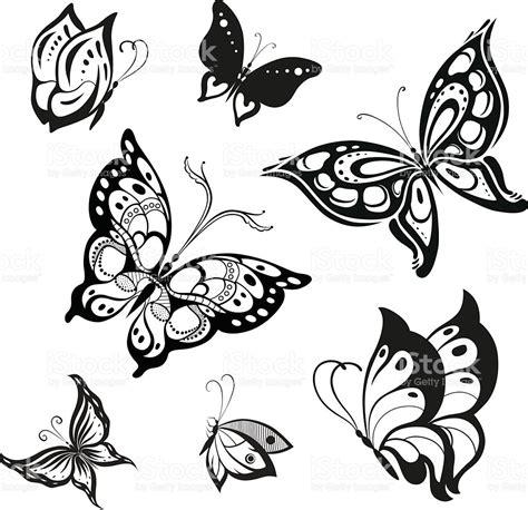 Vector Butterflies stock vector art 484739988 | iStock