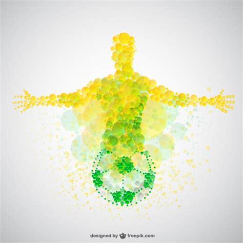 Vector copa del mundo de fútbol | Descargar Vectores gratis