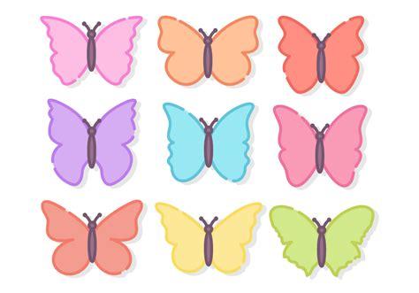 Vector libre minimalista mariposas - Descargue Gráficos y ...